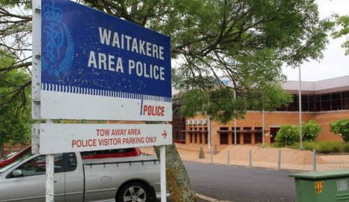 Covid-19: Woman at Waitākere police cells tests positive, not all staff were wearing PPE