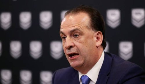 'Her values do not agree with ours': NRL boss slams league's former gender adviser
