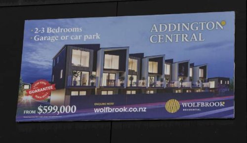 Garden City at risk? Christchurch reacts to new housing density rules