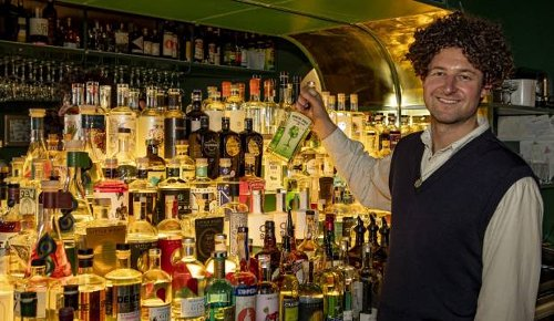 Artisan gin boom sees 'Mother's Ruin' become cool