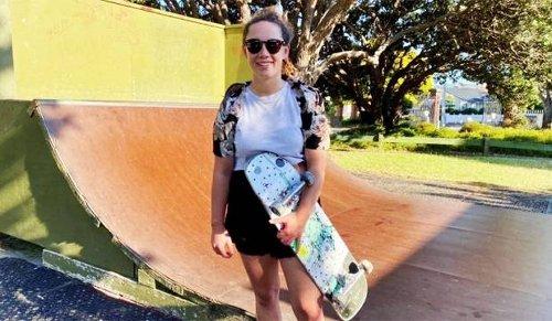 Sports award finalist for teaching wāhine and takatāpui how to skate