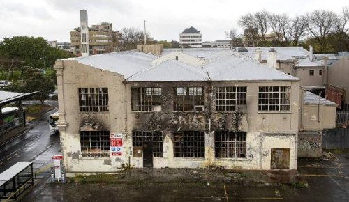 From stately 'old girl' to skid row: Former owner heartbroken by grim descent of High Flyers building