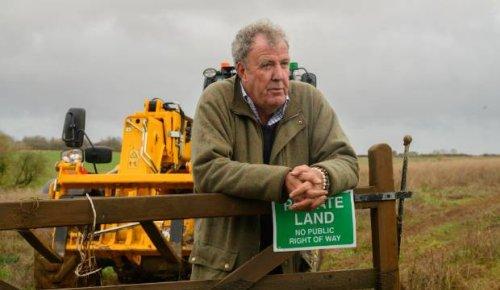 Rookie efforts see Jeremy Clarkson win big farming award