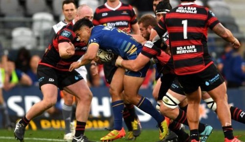 NPC: Josh Ioane inspires Otago to comeback win against Canterbury