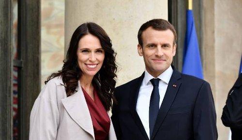 Jacinda Ardern and Emmanuel Macron to co-chair Christchurch Call leaders' summit