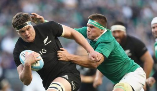 All Blacks playing in USA more than just another test for Eagles coach Gary Gold