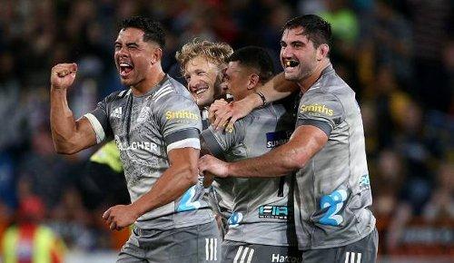 Live: Chiefs v Crusaders - Super Rugby Aotearoa, week eight