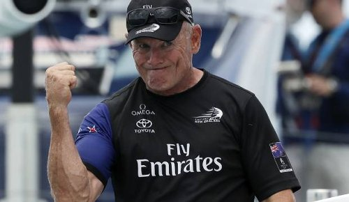 America's Cup: Joy in UK, threatening tone in Italy as Auld Mug goes out to tender