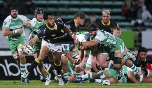 NPC: Wellington jump into second on Premiership ladder with win over Manawatū