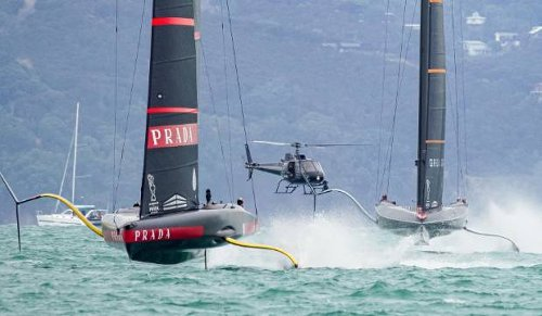 America's Cup: The staggering TV and social media numbers from Auckland 2021