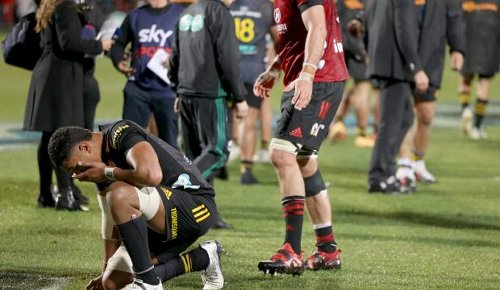 Super Rugby Aotearoa final: Missed chances rob Chiefs of fairytale ending