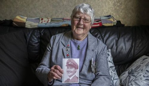 Shirley Wetiford's front-line battle to have her service in Malaya recognised