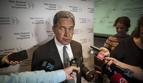Winston Peters attacks Labour, 'cancel culture', and te reo usage in comeback speech