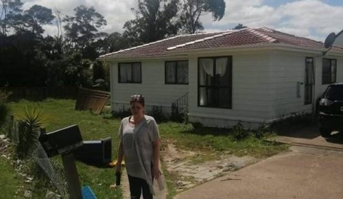 West Auckland flood victim's 'soul destroyed' as thieves steal from damaged house