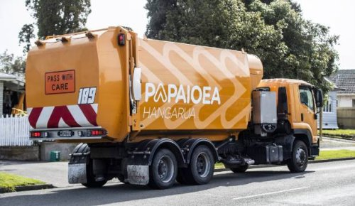 Whero is red for rubbish, as Palmerston North adopts waste colour code