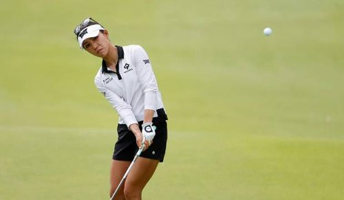 Lydia Ko fires another superb round to take the lead at the LPGA Tour's Lotte Championship
