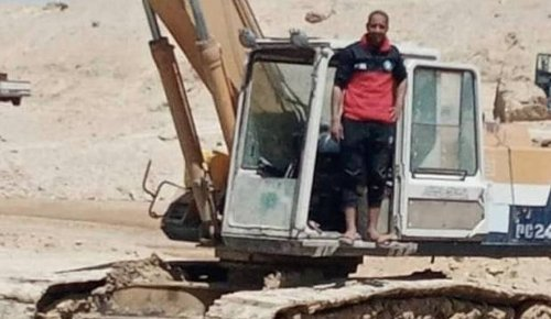 The man who worked 21 hours to dig out the Ever Given from the Suez Canal hasn't yet been paid his overtime