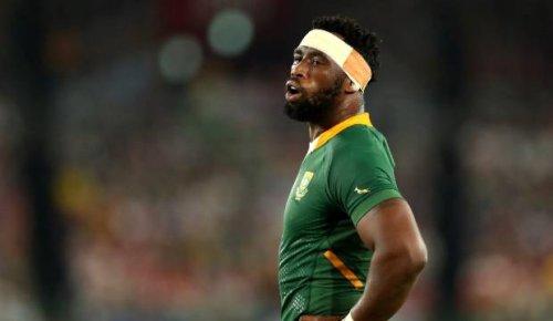 Springboks skipper Siya Kolisi reveals alcohol battle between World Cups