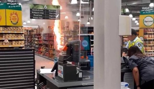 Auckland Countdown unlikely to reopen this week after snack aisle fire