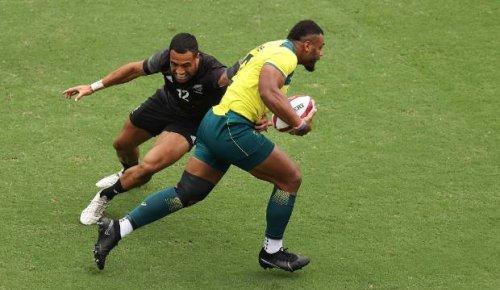 Tokyo Olympics: All Blacks Sevens overcome yellow card to beat Australia