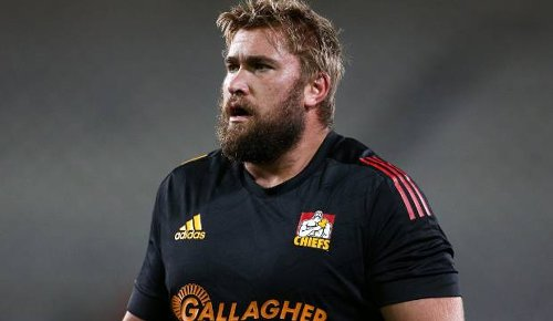 All Blacks call Chiefs prop Aidan Ross into side as injury cover