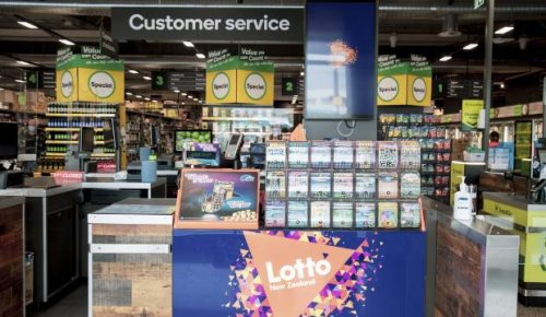 $42 million Lotto win: Pōkeno 'buzzing' after ticket sold at local Countdown