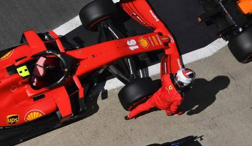 America's Cup: Italian reports link Ferrari to Luna Rossa