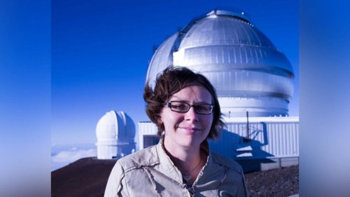 Astronomy academic looking to unlock the mysteries of the universe