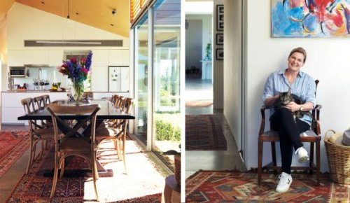 Discover Martinborough's clever home of two halves