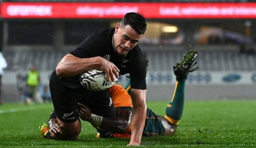 Try and try again: All Blacks flyer Will Jordan's stunning start to test rugby