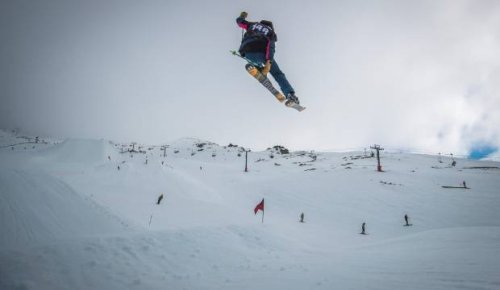 Nelson super-skiier siblings scoop national awards at Cardrona