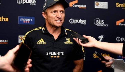 Super Rugby: Tony Brown says Highlanders can sweep Aussie teams in trans-Tasman comp
