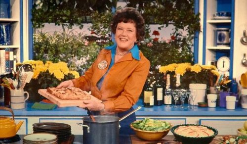 Julia: A richly satisfying, soup-to-nuts look at a larger-than-life culinary icon