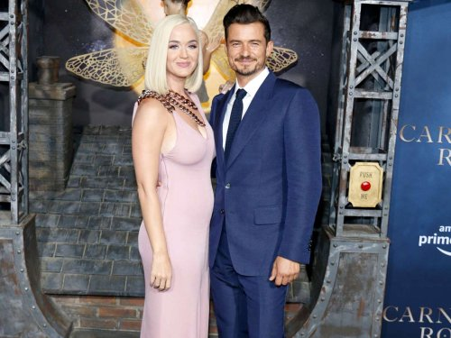 Katy Perry und Orlando Bloom: Familienurlaub mit Daisy in Venedig