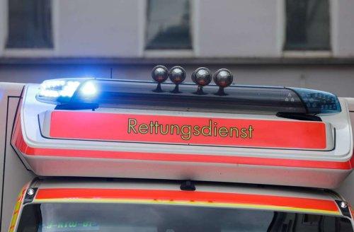 Unfall in Bad Cannstatt: 86-Jährige von Auto erfasst und schwer verletzt