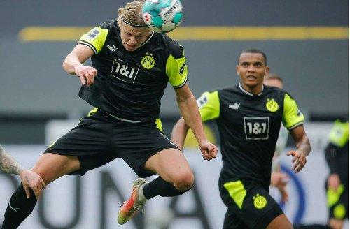 BVB schöpft neue Hoffnung: Erling Haaland trifft doppelt beim deutlichen Sieg über Bremen