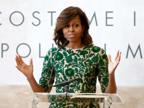 Angst vor Racial Profiling: Michelle Obama sorgt sich um ihre beiden Töchter
