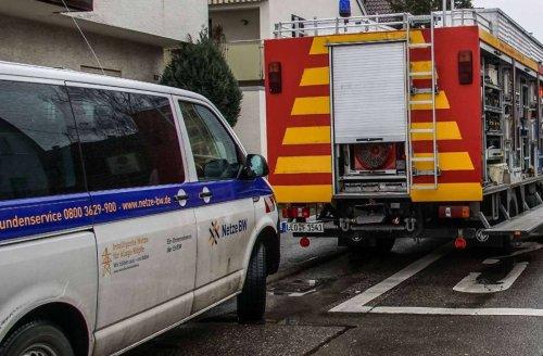 Zwischenfall in Stuttgart: Gasalarm bremst Stadtbahn und Autos