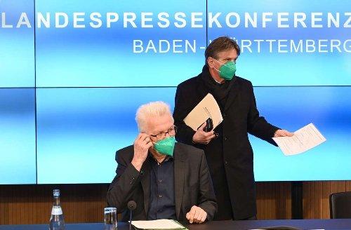 Corona-Liveticker zum Nachlesen: Kretschmann äußert sich zur Rückkehr der Maskenpflicht