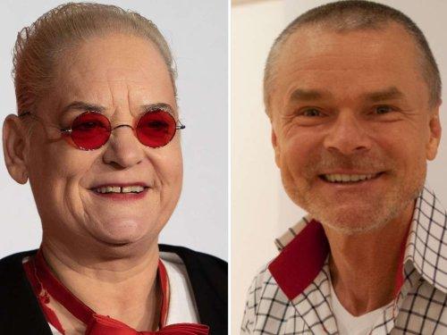 Freundschaft seit mehr als 40 Jahren: Hella von Sinnen und Jürgen Domian waren in Schulzeiten verliebt