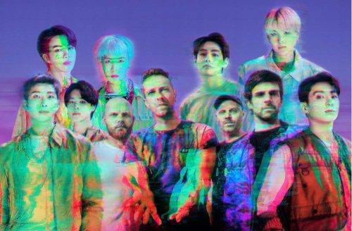 Coldplay: Music of the Spheres: Musikalische Irrungen zwischen Selena Gomez und BTS