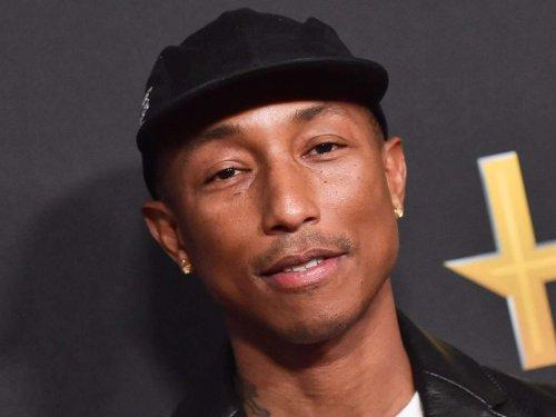 Im Urlaub mit Sohn Rocket und Frau Helen: Pharrell Williams: Seltenes Foto mit seiner Familie