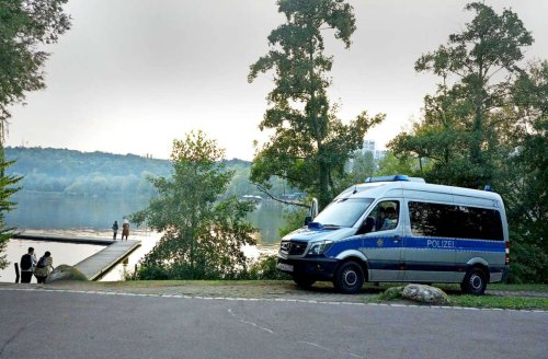 Verweilverbot: So verlief der Samstagabend am Max-Eyth-See