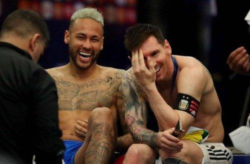 Gegner des VfB Stuttgart: Lionel Messi urlaubt auf Ibiza
