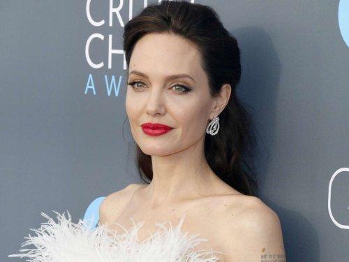 """Angelina Jolie: """"Ich bin sehr beschützerisch, was meine Kinder angeht"""""""