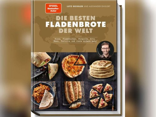Focaccia, Pita und Flammkuchen: Drei leckere Teig-Rezepte von Experten