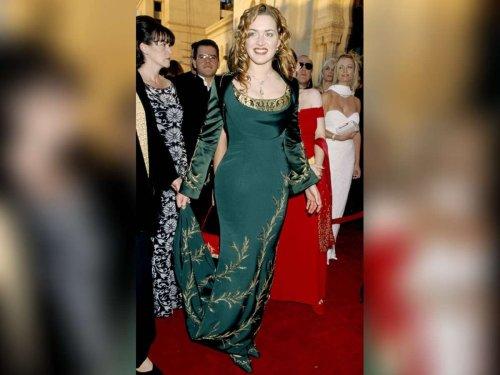 Kate Winslet: Dieses Kleid kann sie nicht vergessen