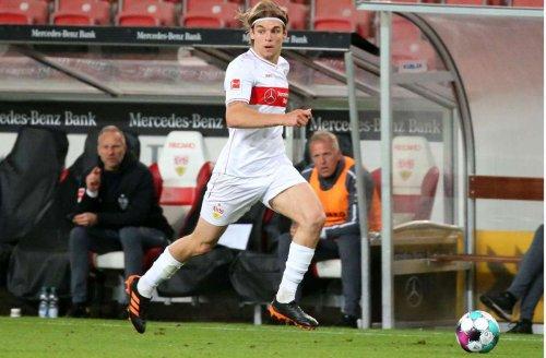 Außenbahnspieler des VfB Stuttgart: Das sagt Borna Sosa zu seinem möglichen Wechsel zum DFB