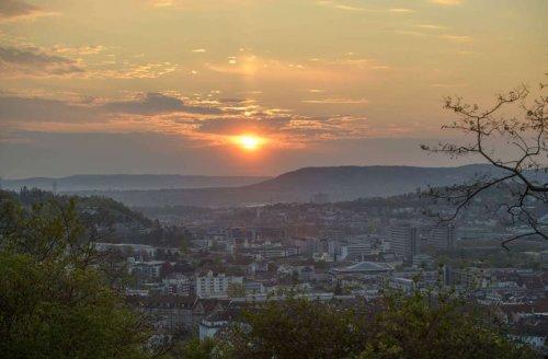 Blick über Stuttgart: Diese Aussichtspunkte lassen sich mit dem Auto erreichen