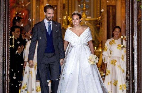 Hochzeit von Philippos von Griechenland und Nina Flohr: Europas Hochadel trifft sich in Athen